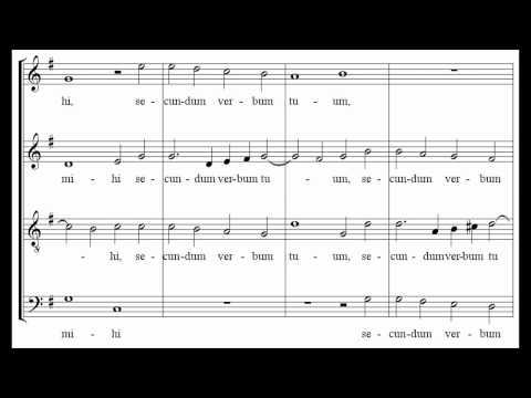 Hans Leo Hassler - Dixit Maria