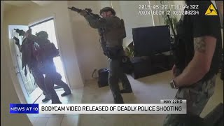 COPA releases bodcam video of police fatally shooting bipolar man