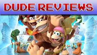 Donkey Kong Country: Tropical Freeze - Dude Reviews