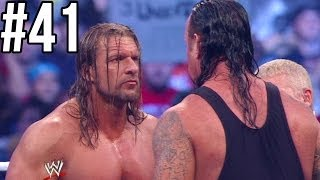 WWE 2K14 - Undertaker vs. Triple H (WrestleMania 28) | 30 Years of WM: Universe Era