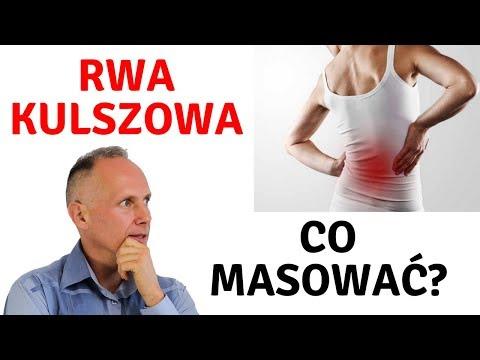 Złapała Rwa Kulszowa