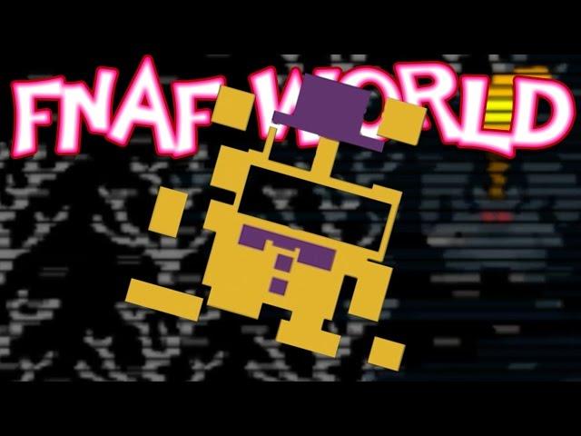 Fnaf world glitchy fredbear ep 3 pcook ru