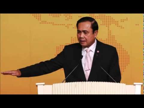 Thai prime minister threatens to 'execute' journalists