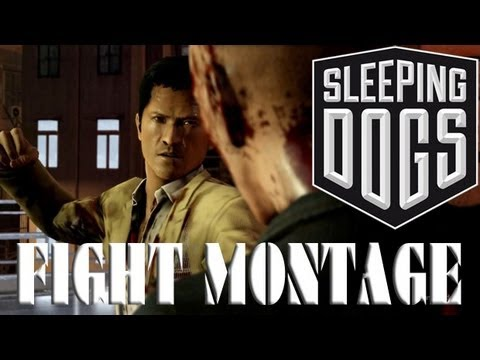 Sleeping Dogs Fight Montage video