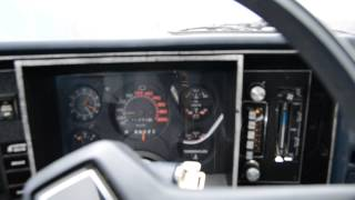Chevrolet Citation 151 cu