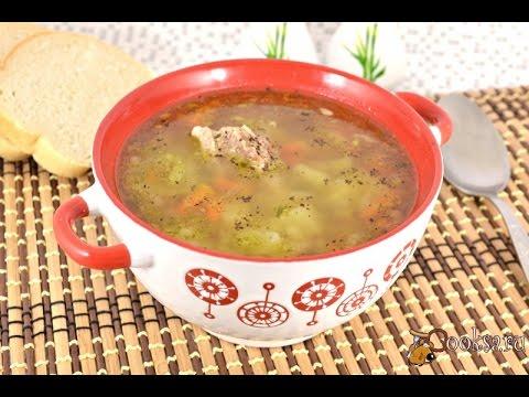Вкусный мясной суп рецепт с фото