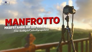 Manfrotto Befree Advanced Travel Tripod (For Photography)