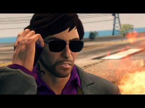 Saints Row: The Third - Walkthrough - Part 53 [Assassinations Mission: Almonzo] (SR3 Gameplay)