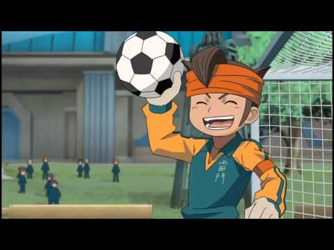 Inazuma Eleven Episode 4 Part 1 - Here Comes The Dragon! [hd] video