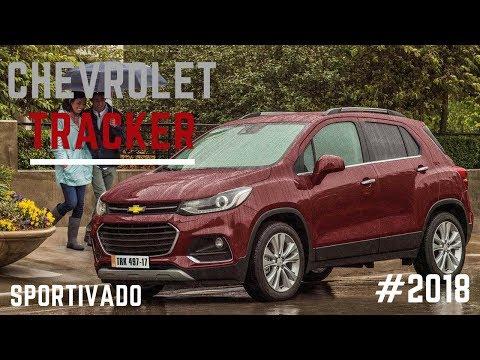 Sportivado - Chevrolet Tracker LT 2017