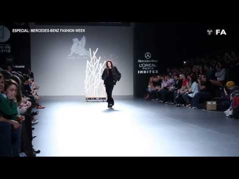 Editorial Mercedes-Benz Fashion Week Madrid (Parte 2)