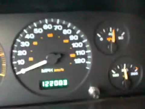 Jeep oil pressure sending unit replace fixed!