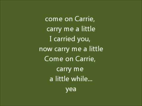 Dr. Hook - Carry Me Carrie (lyrics).wmv