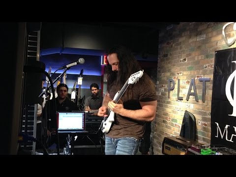 John Petrucci - Guitar Center - Dance Of Eternity - Q&A