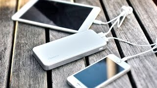 Power Bank | Портативная зарядка | Cheero Energy Plus 12000mAh | HelpfulDevices