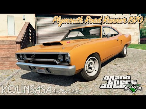 Plymouth Road Runner 1970 [fix]
