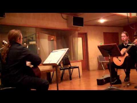 Ferdinando Carulli Duet Op. 27, n° 6 (C Major)