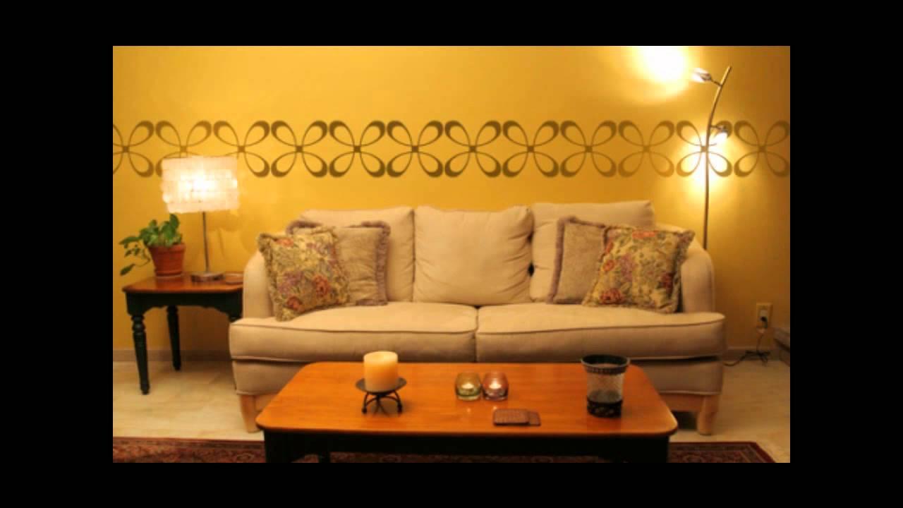 Vinilos luz y decoracion youtube for Decoracion con espejos en paredes