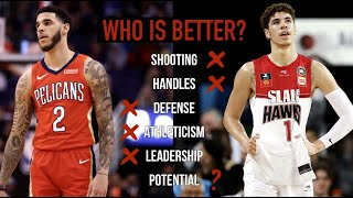 Is Lamelo Ball Already BETTER Than Lonzo?