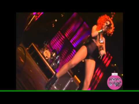 Gym Class Heroes ass Back Home Feat. Neon Hitch At Kdwb's Jingle Ball 2011 video