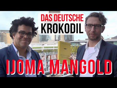 Ein Video von:Ijoma Mangold - Das Deutsche Krokodil. Meine Geschichte