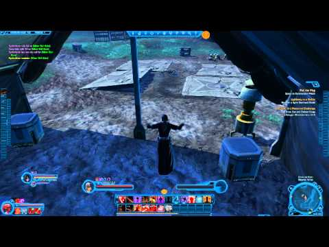 The Old Republic - Sith Marauder w/friends - Dromund Kaas Edition (Part 4)
