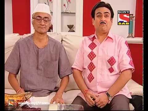 Taarak Mehta Ka Ooltah Chashmah - तारक मेहता - Episode 1545 - 19th November 2014 video