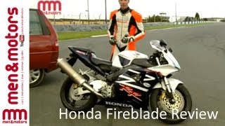 Honda Fireblade Review (2003)