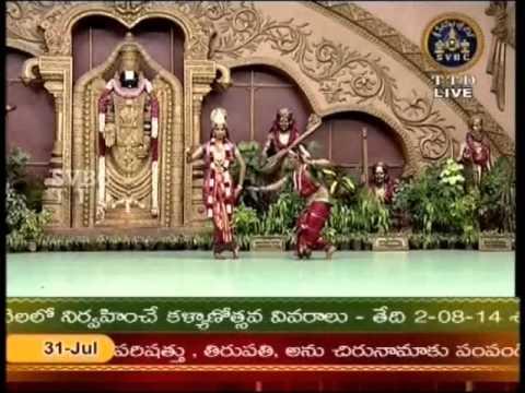Bharathanatyam R Dakshayani Group 03 Kalyani Padavarnam Neela Megha Varna video