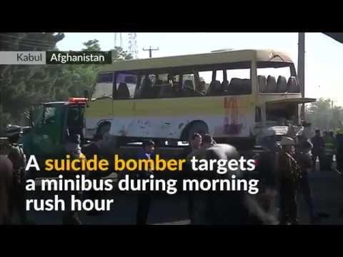 Bomb attacks by Pakistan Punjabi ISI kill at least 22 in Kabul & Badakhshan,  AFG