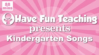 Video Kindergarten Songs