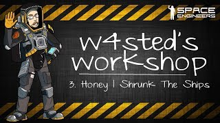 download musica Space Engineers - Honey I Shrunk the Ships RC & Community Contributions - W4steds Workshop 3