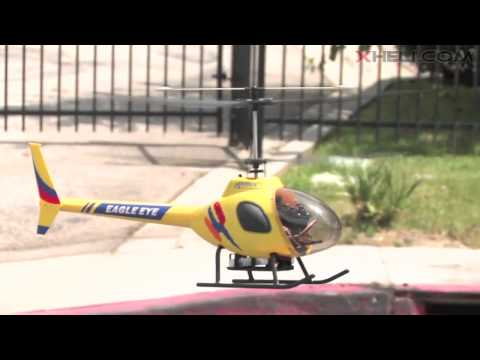 2 4Ghz Art Tech Eagle Eye 4CH RC Co Axial Helicopter