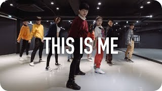 Download Lagu This is me - The Greatest Showman OST / Jun Liu Choreography Gratis STAFABAND