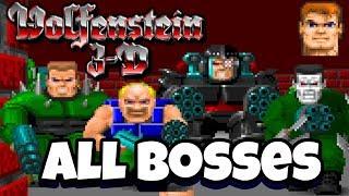 Spear of Destiny - All Bosses