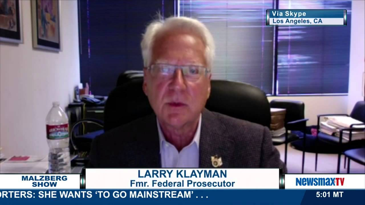 "Malzberg | Larry Klayman - ""Klayman v. Obama,"" has been tossed out"