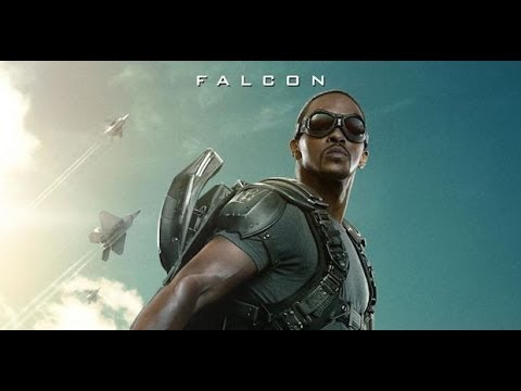Marvel Heroes: Team-Ups: Falcon