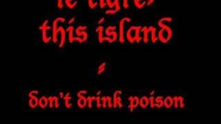 Watch Le Tigre Dont Drink Poison video
