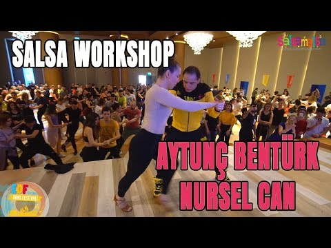 Aytunç Bentürk & Nursel Can Salsa Workshop | EDF-2018