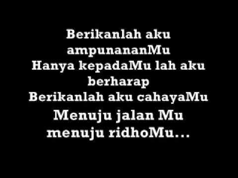 download lagu Dadali - Berikanlah AmpunanMu (Religi 2014) | 'LIRIK' gratis