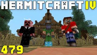 Hermitcraft IV 479 Mumbo's Gift!