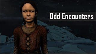 Skyrim: 5 Strange and Rare Random Encounters You May Have Missed in The Elder Scrolls 5: Skyrim