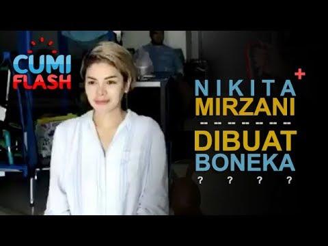 Download Lagu OMG! Tersebar Pembuatan Boneka Nikita Mirzani Doll - CUmiFlash 12 September 2017 MP3 Free