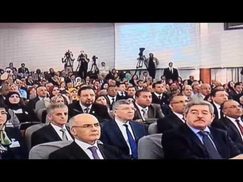 Algérie, le  président Bouteflika,préte serment