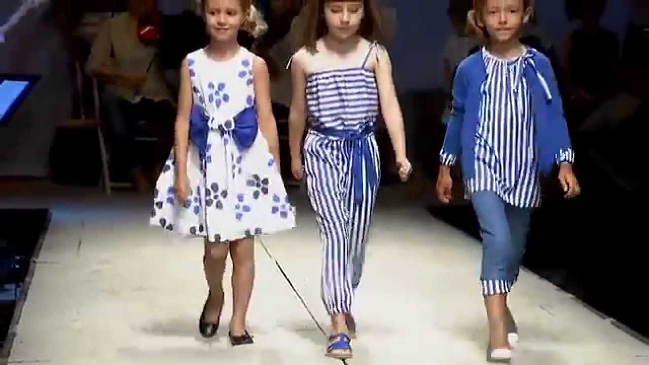Kids Fashion Show Summer IL GUFO fashion show Spring