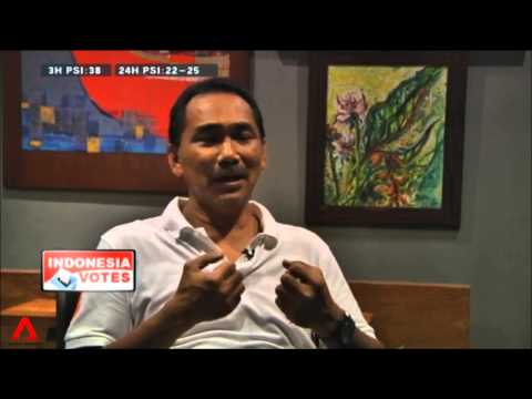 INDONESIA: Political parties and their media affiliations