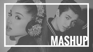 Austin Mahone vs. Ariana Grande - Problem About Love