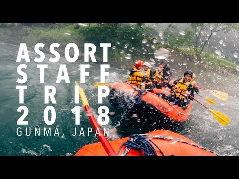 2018 ASSORT STAFF TRIP - GUNMA, JAPAN