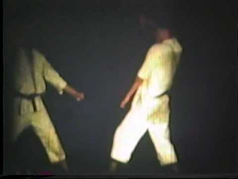 Don Nagle's Isshinryu Karate Dojo Sparring
