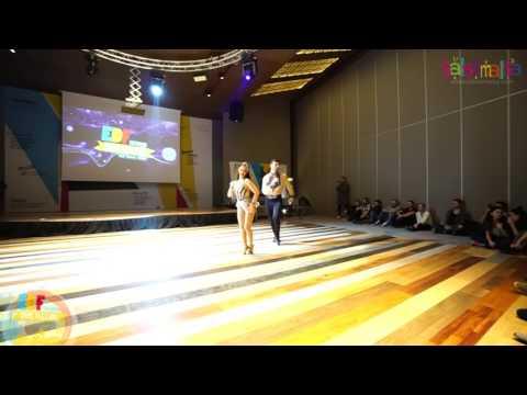 Fatih Bektas & Dilara Yıldırım - Salsa Casanova Show | EDF 2017